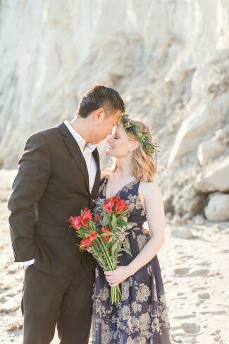 Caitlin Carmody And Steven Ing Wedding Photo 1