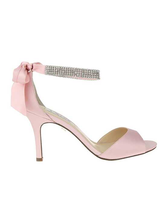 Nina Bridal Wedding Accessories Vinnie_Pink Pink Shoe