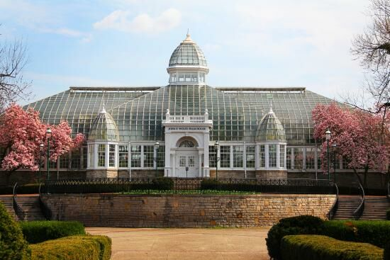 Franklin Park Conservatory And Botanical Gardens. 1777 E Broad St, Columbus,  OH 43203, USA 614.715.8000