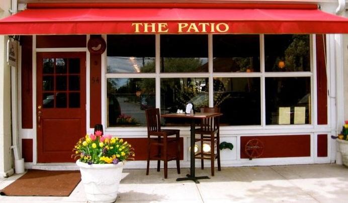 The Patio. 54 Main St, Westhampton Beach, NY 11978, USA 631 288 0100