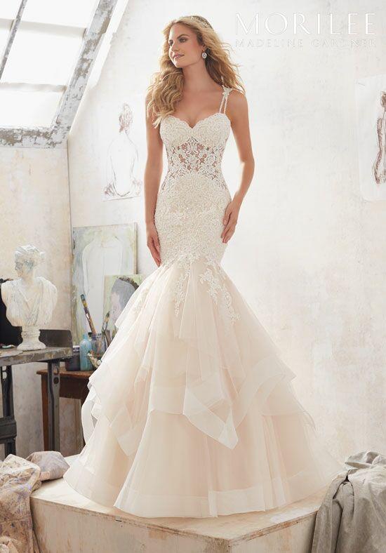 Morilee by Madeline Gardner Marciela/8118 Ball Gown Wedding Dress