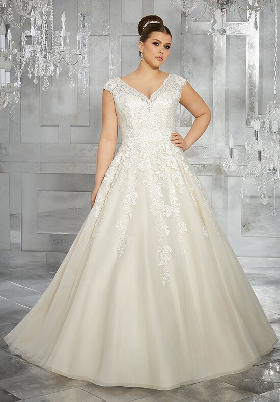 Morilee by Madeline Gardner/Julietta Moiselle | 3228 Ball Gown Wedding Dress