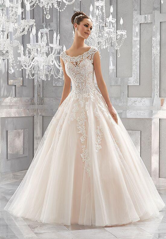 Morilee by Madeline Gardner/Blu Massima   Style 5573 Ball Gown Wedding Dress