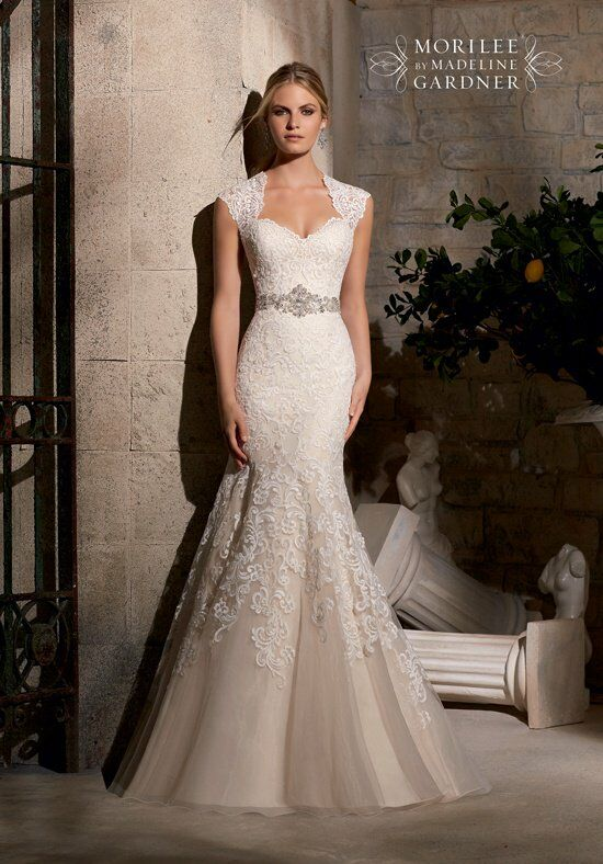 Morilee by <em>urban</em> Madeline Gardner 2719 Mermaid Wedding Dress