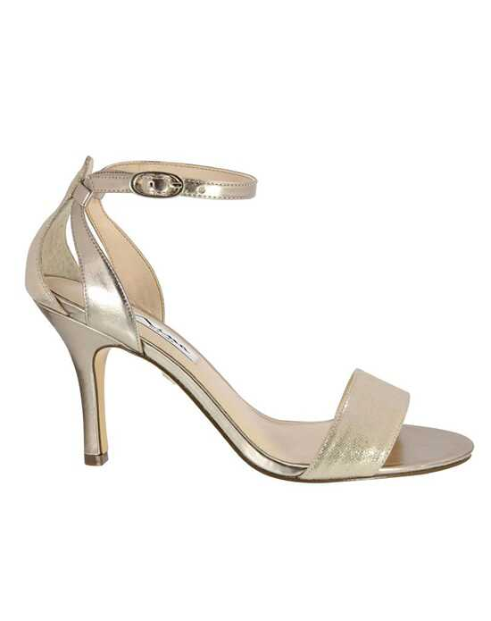 Nina Bridal Wedding Accessories Venetia_Taupe Shoe