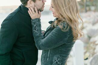 Caitlin Kolkau And Kevin Blaha Wedding Photo 1