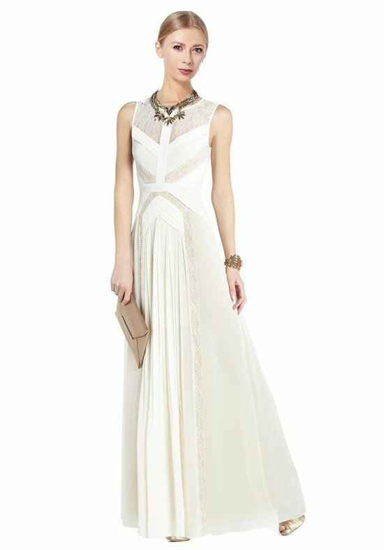 Bcbg wedding dress wedding dress bcbgmaxazria avi pleated gown nqr6u561 114 wedding dress the knot junglespirit Choice Image