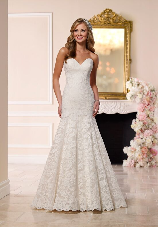 stella york 6142 wedding dress the knot. Black Bedroom Furniture Sets. Home Design Ideas