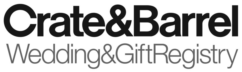 Crate Barrel Wedding Registry.Karla Mallach And Shea Gibson S Wedding Website