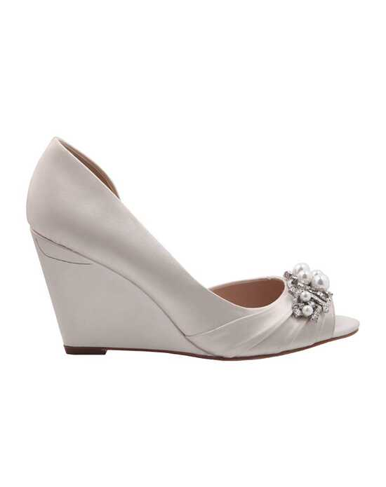 Nina Bridal Wedding Accessories Rona Ivory Shoe
