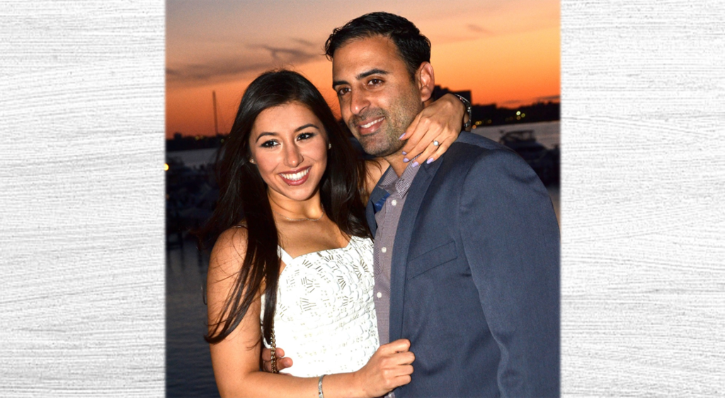 Remy Ajluni And Reema Shamoons Wedding Website