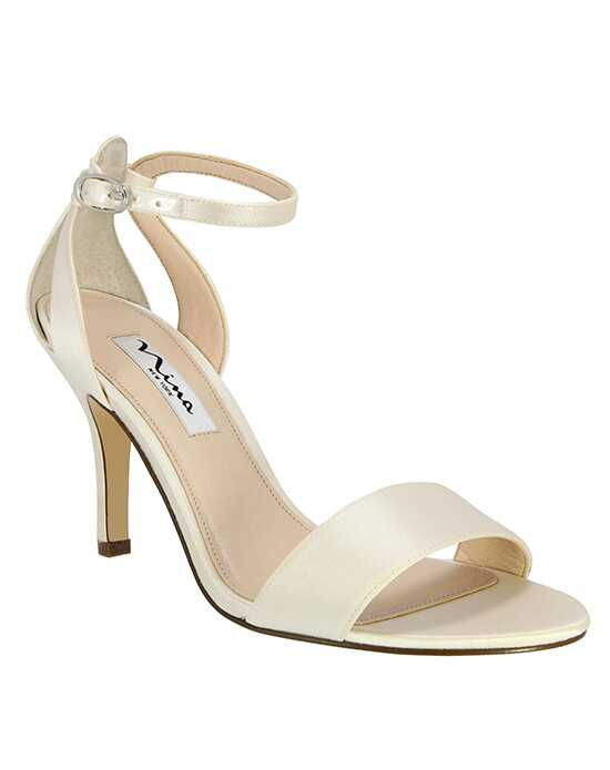 Nina Bridal Wedding Accessories Venetia_Ivory Ivory Shoe