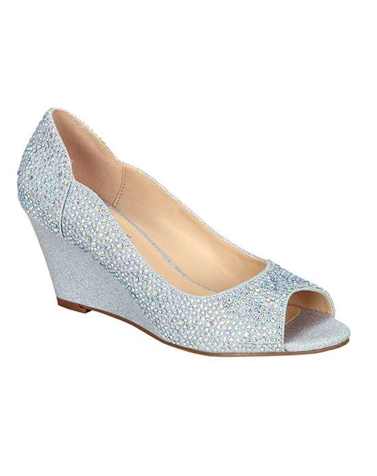 De Blossom Collection Half-9 Silver Shoe