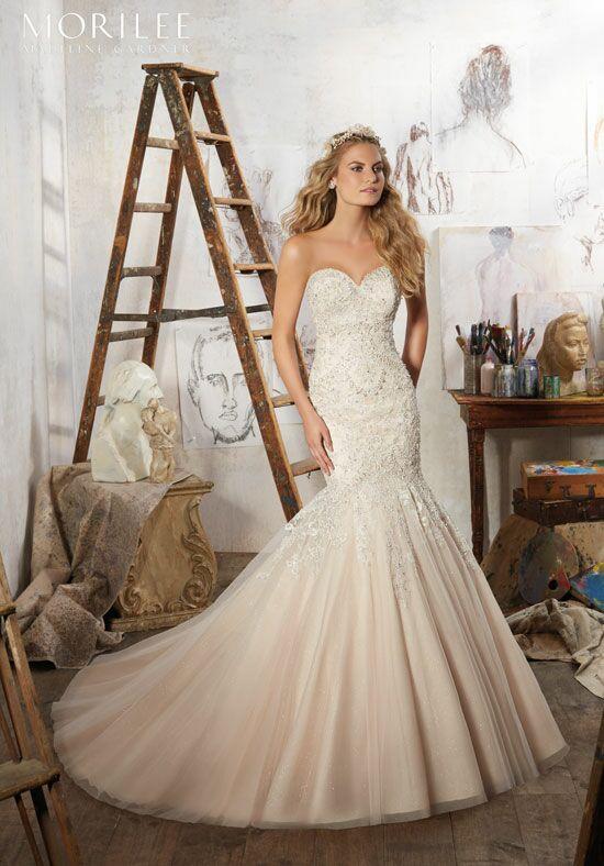 Morilee by Madeline Gardner Mariela/8125 Mermaid Wedding Dress