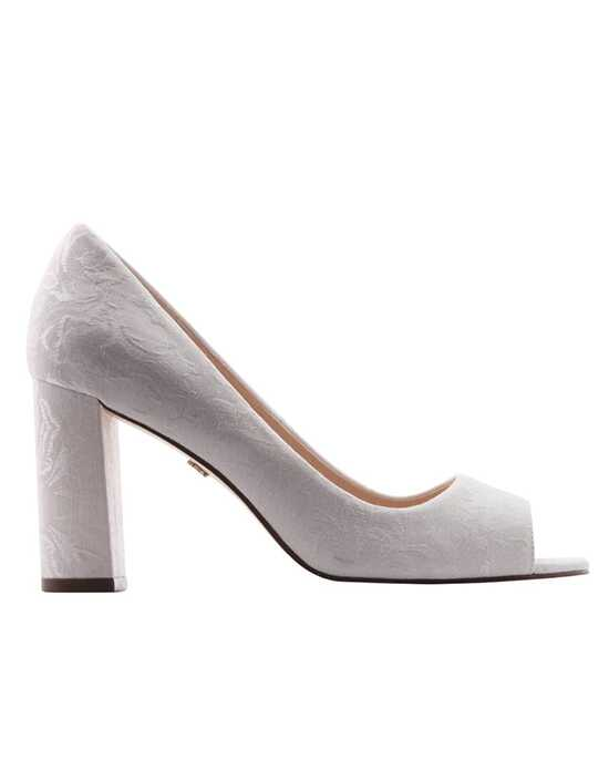 Nina Bridal Wedding Accessories Farlyn_Ivory Ivory Shoe