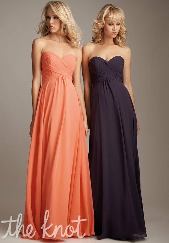 Allure Bridesmaids 1221 Bridesmaid Dress