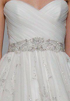 Kenneth Pool Flirtation Wedding Dress The Knot