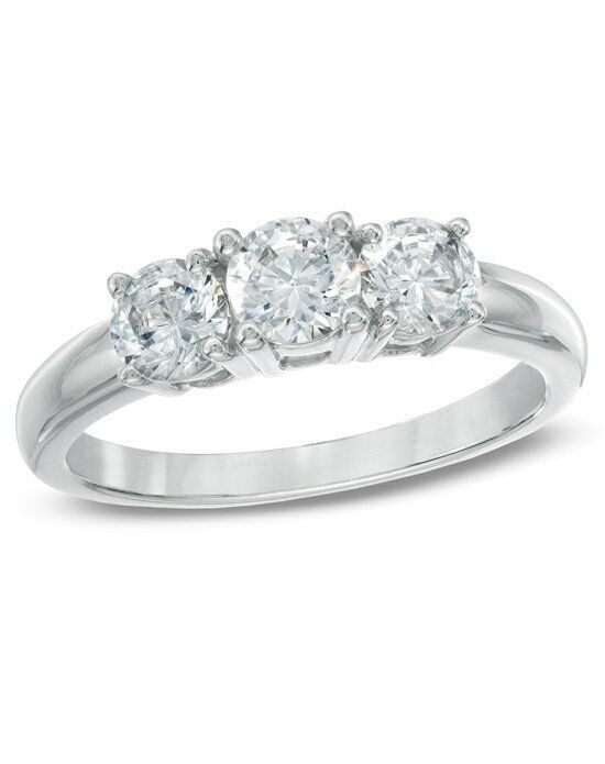 Zales Celebration Diamond Three Stone Ring