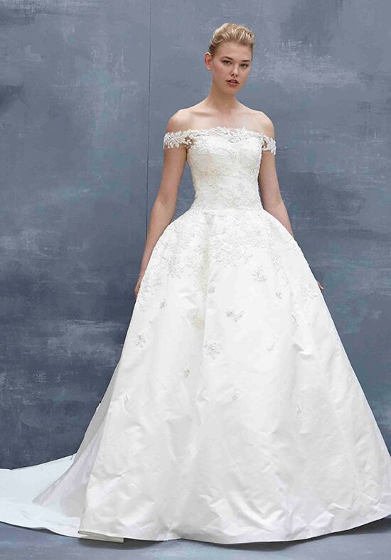 Kenneth Pool Charlize Wedding Dress The Knot
