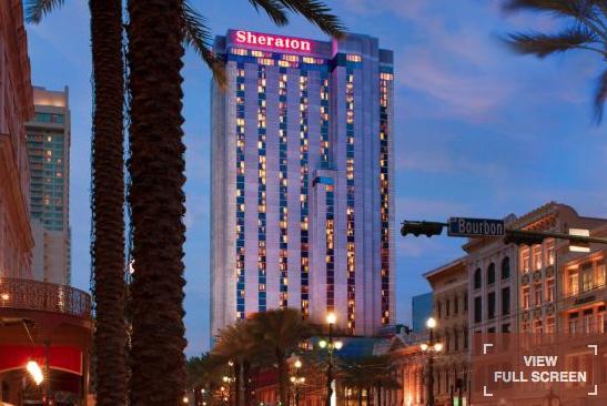 Sheraton canal street hotel