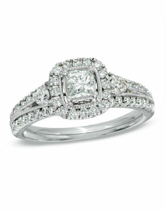 Celebration Diamond Collection at Zales Celebration 102 1 1 4 CT T W Princ