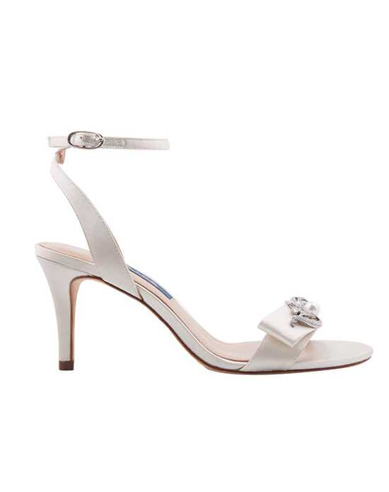 Nina Bridal Wedding Accessories Kabira Ivory Shoe