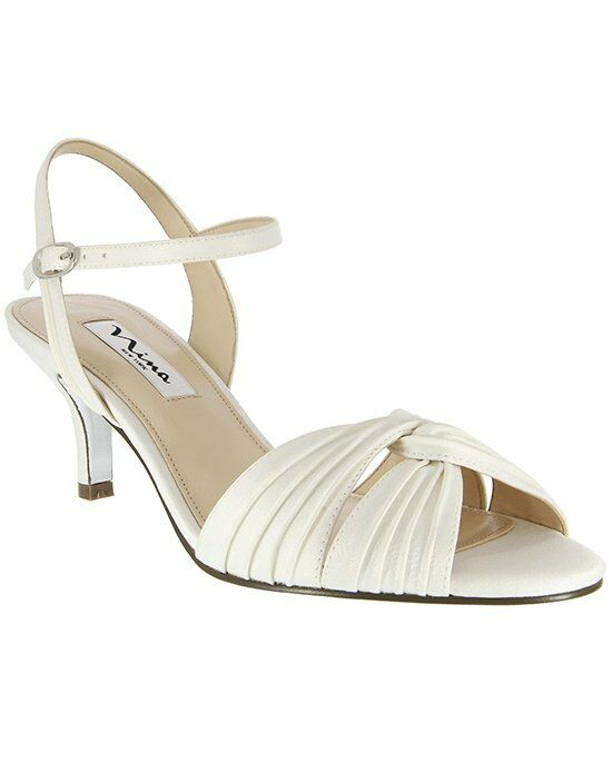 Nina Camille Taupe / Light Gold Free Shipping BOTH Ways 8607853