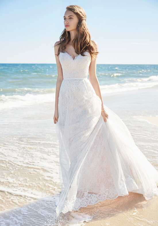 Ti Adora By Alvina Valenta 7652 A-Line Wedding Dress
