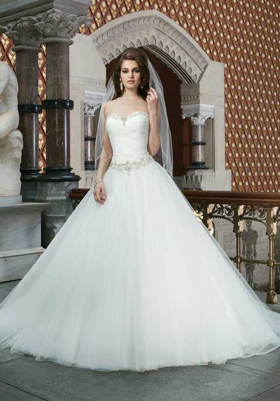 Justin Alexander 8716 Ball Gown Wedding Dress