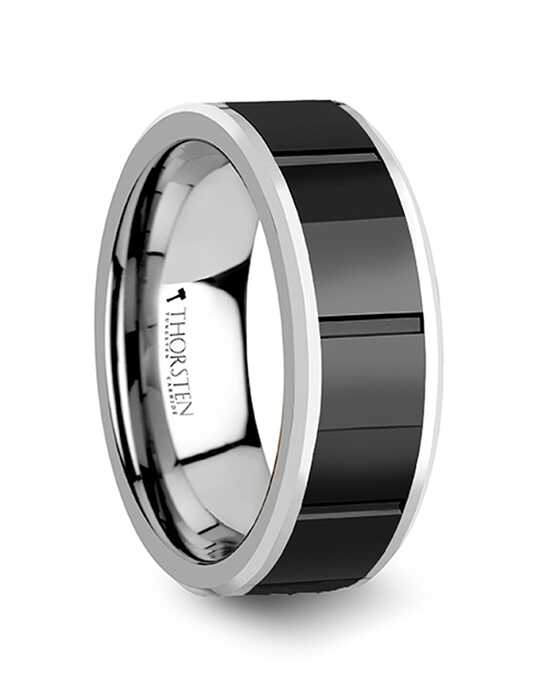 Mens Tungsten Wedding Bands W644-HGTC Tungsten Wedding Ring