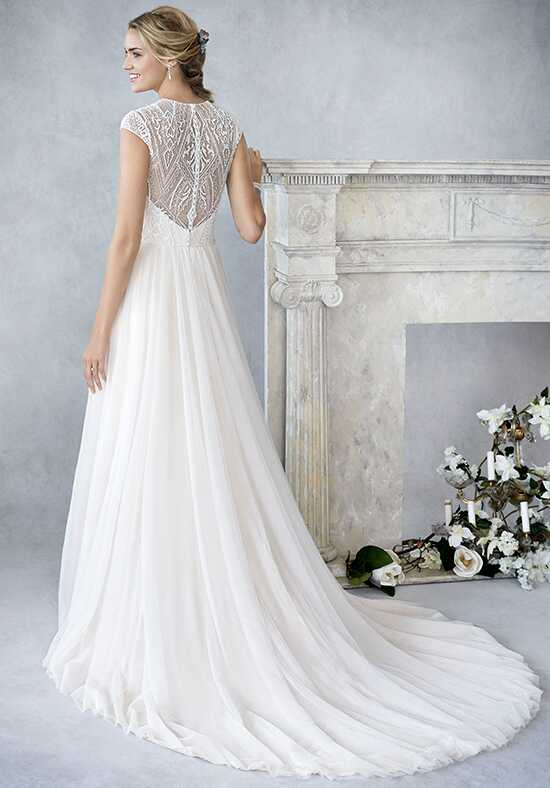 Kenneth Winston: Ella Rosa Collection BE425 A-Line Wedding Dress