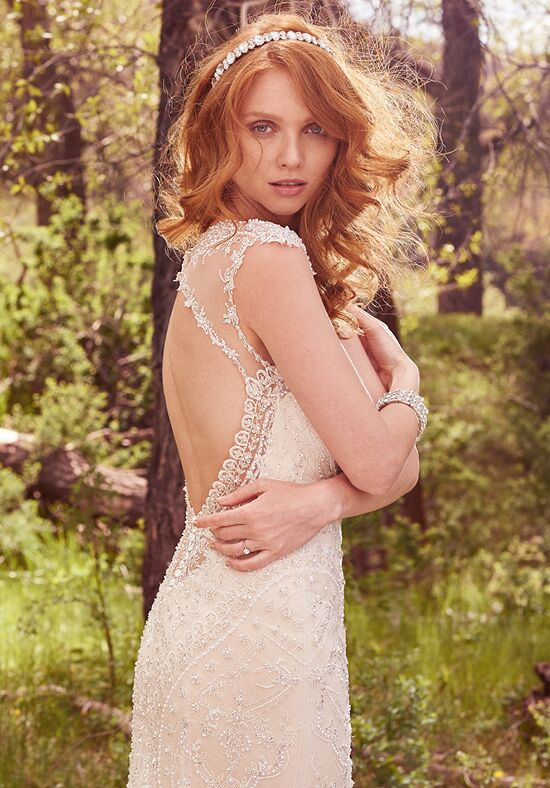 Maggie Sottero Petra Sheath Wedding Dress