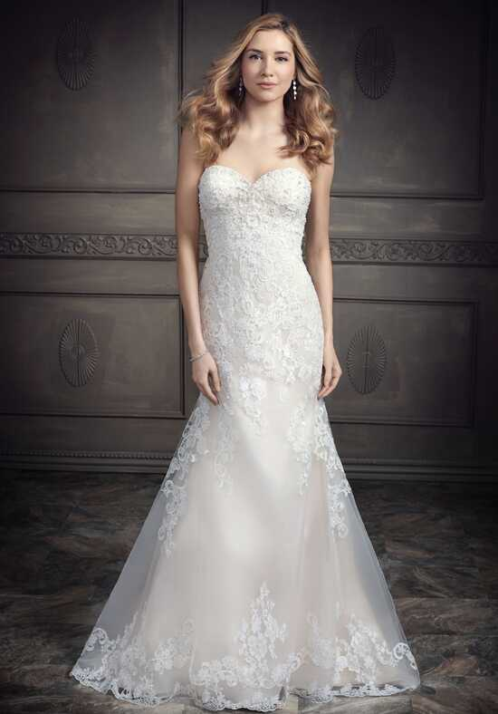 Kenneth Winston: Ella Rosa Collection BE346 Mermaid Wedding Dress