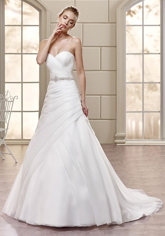 Eddy K AK146 A-Line Wedding Dress