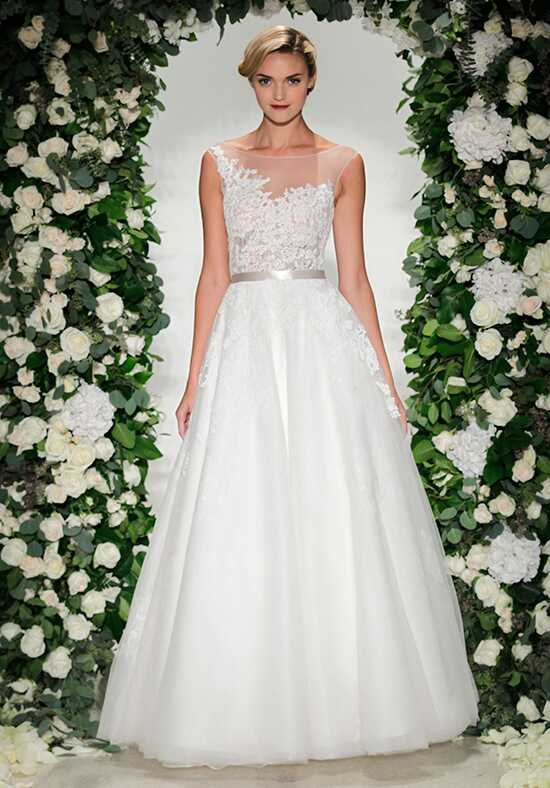 Anne Barge Cadogan A-Line Wedding Dress