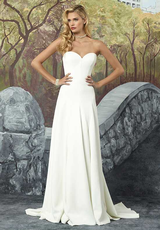 Justin Alexander 8932 A-Line Wedding Dress