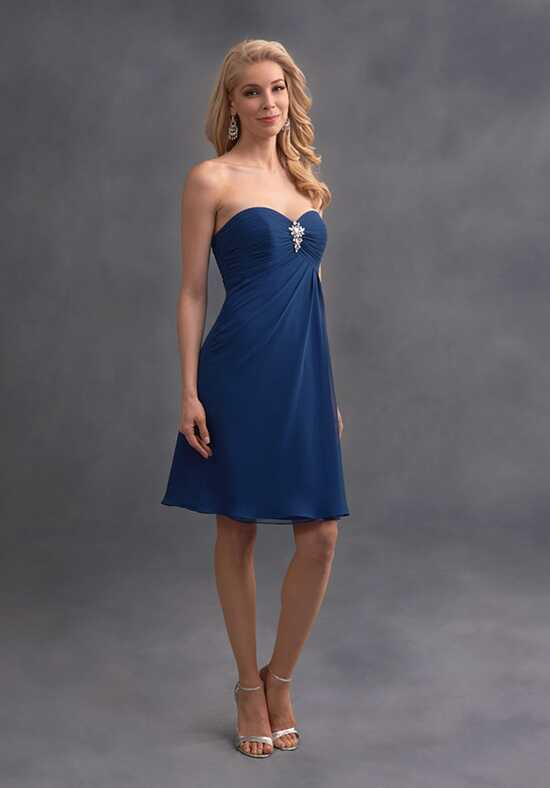 Alfred Angelo Signature Bridesmaids Collection 7400S Bridesmaid Dress photo