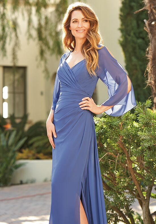 Jade J205053 Blue Mother Of The Bride Dress