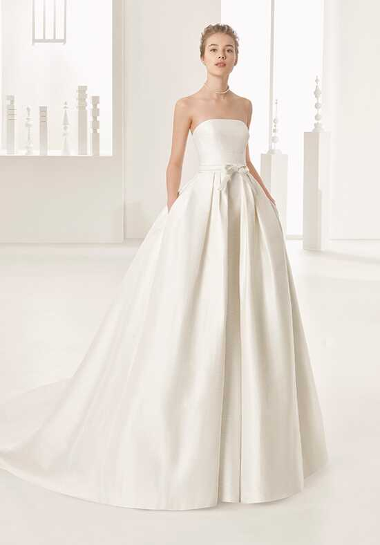 Rosa Clará Naroa A-Line Wedding Dress