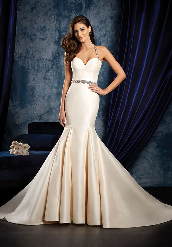 Alfred Angelo Sapphire Bridal Collection 965 Wedding Dress
