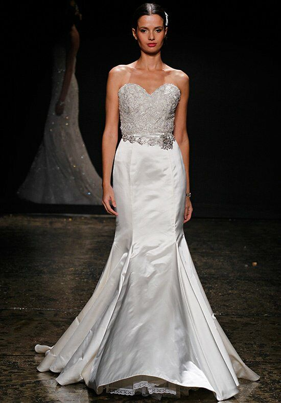 Lazaro 3404 Wedding Dress