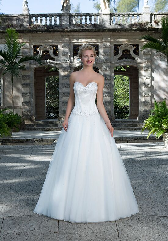 Sincerity Bridal 3894 Ball Gown Wedding Dress