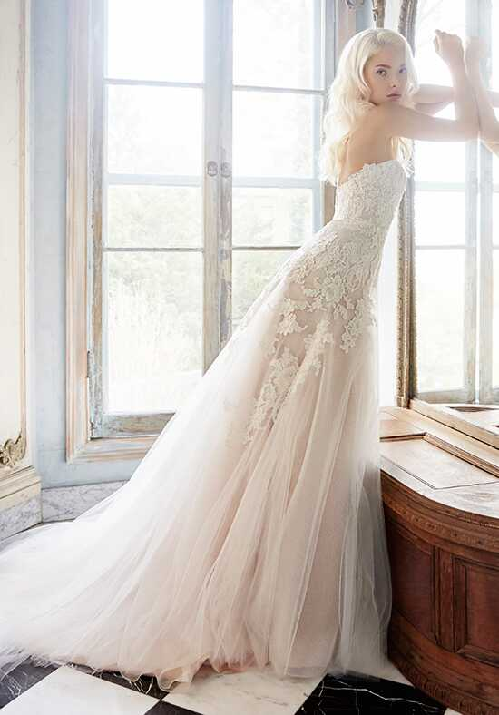 Alvina Valenta 9607 A-Line Wedding Dress