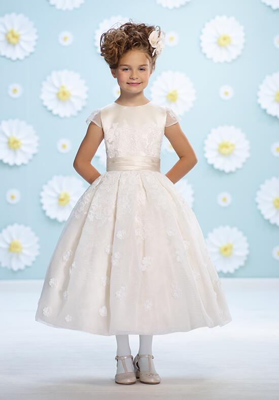 Joan Calabrese by Mon Cheri 116376 Flower Girl Dress photo