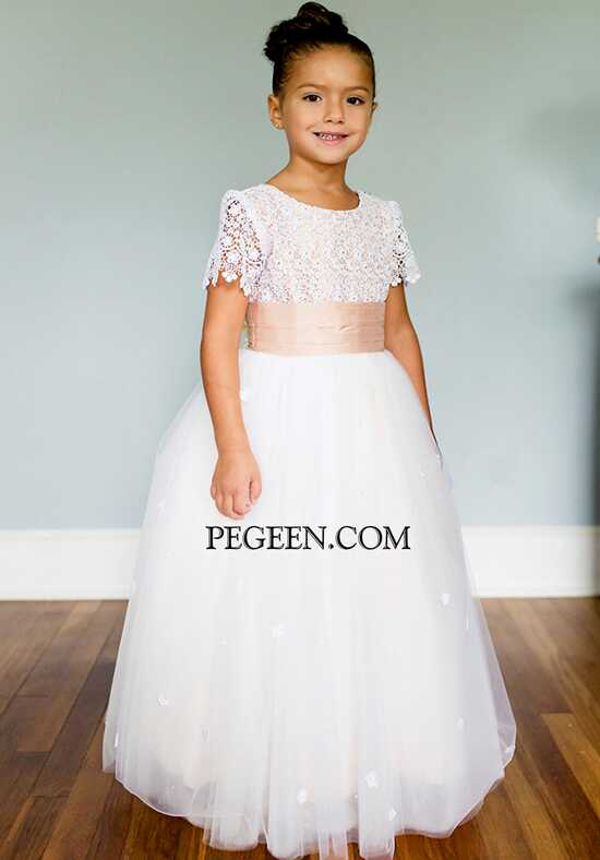 Pegeen.com  414 Flower Girl Dress photo