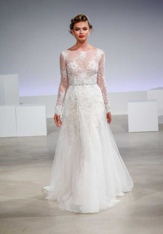 Anne Barge Claire A-Line Wedding Dress