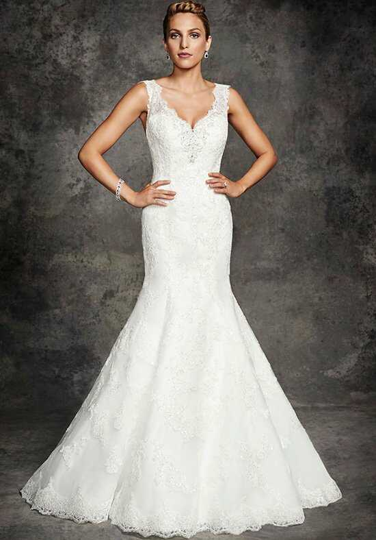 Ella Rosa BE265 Mermaid Wedding Dress