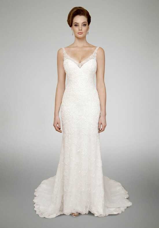Matty by Matthew Christopher Nicki Sheath Wedding Dress