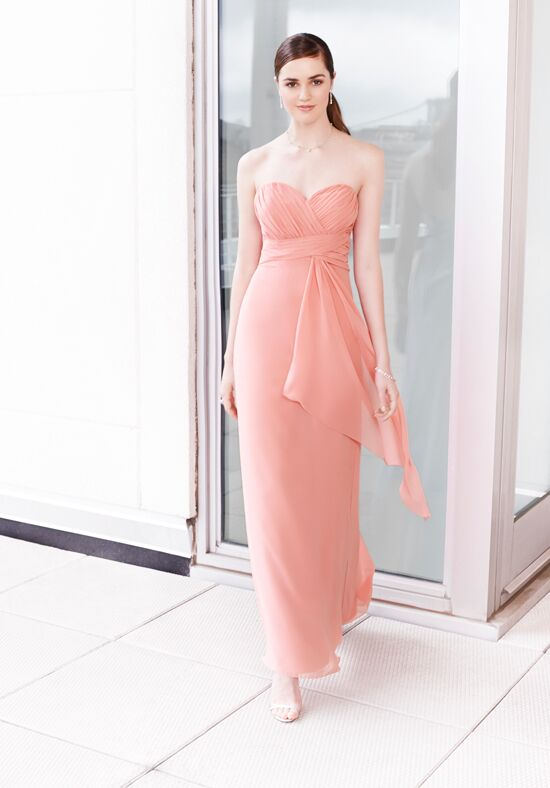 Colour by Kenneth Winston 5224L Sweetheart Bridesmaid Dress
