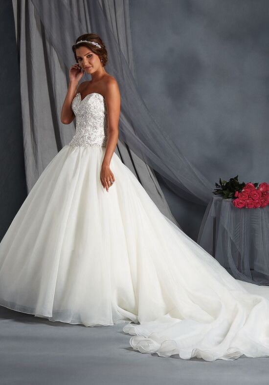 Alfred Angelo Signature Bridal Collection 2569 Ball Gown Wedding Dress